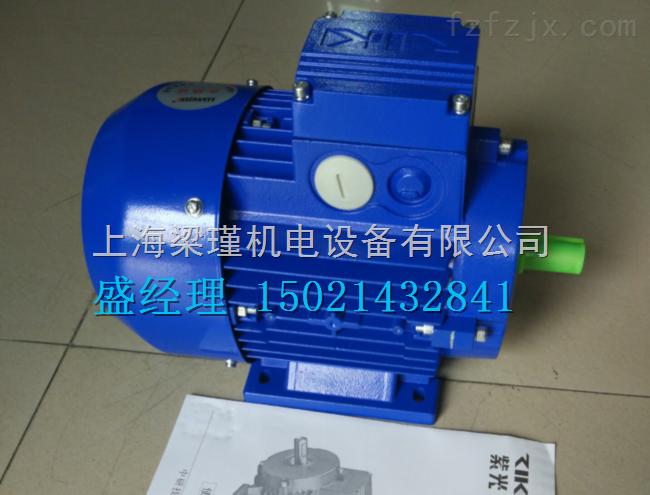MS5624(0.09KW)紫光电机丨紫光三相异步电机